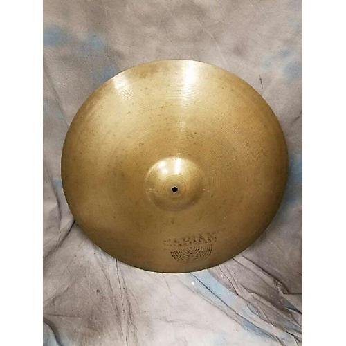 Sabian 22in AA Bash Ride Brilliant Cymbal