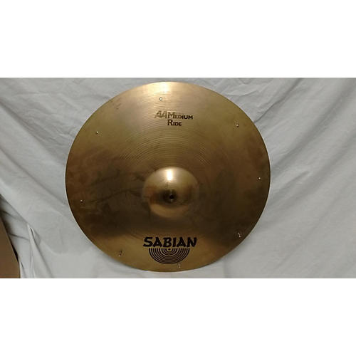 Sabian 22in AA Medium Ride Cymbal