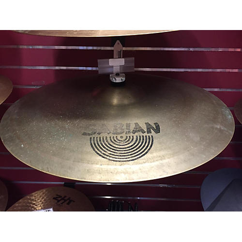Sabian 22in AAX Metal Ride Brilliant Cymbal