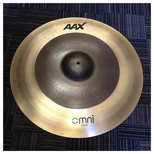 Sabian 22in AAX Omni Ride Cymbal-thumbnail