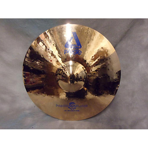 Paiste 22in Alpha Boomer Ride Cymbal-thumbnail