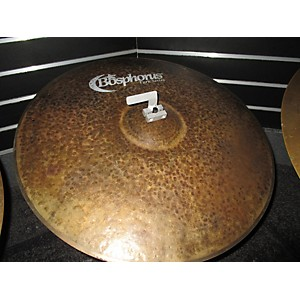 Pre-owned Bosphorus Cymbals 22 inch Black Pearl Cymbal