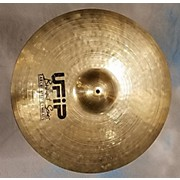 UFIP 22in Brilliant Series Ride Cymbal