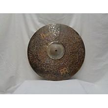 Meinl 22in Byzance Extra Dry Medium Ride Cymbal
