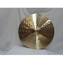 Meinl 22in Byzance Jazz Medium Thin Ride Traditional Cymbal