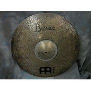 Meinl 22in Byzance Stadium Ride Cymbal