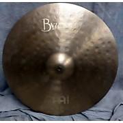 Meinl 22in Byzance Vintage Crash Cymbal