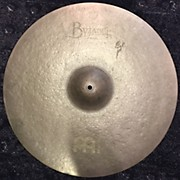 Meinl 22in Byzance Vintage Sand Ride Cymbal