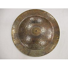 Soultone 22in China Cymbal