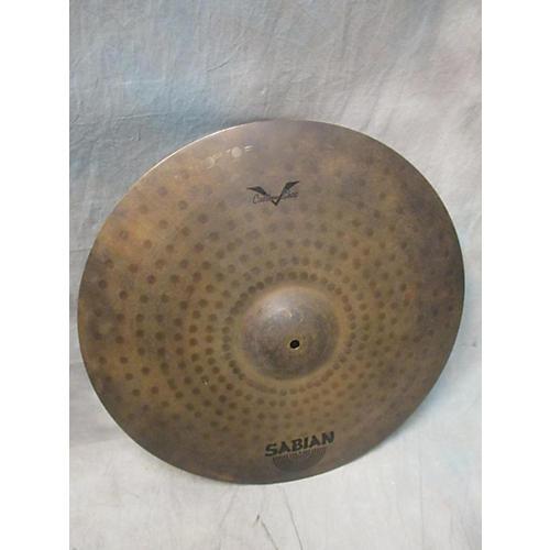 Sabian 22in Custom Shop Cymbal