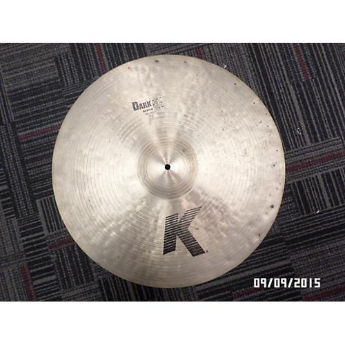 Zildjian 22in Dark K Cymbal-thumbnail