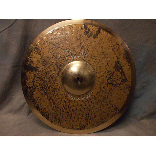 Paiste 22in Dark Metal Ride Cymbal  42