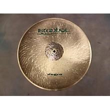 Istanbul Mehmet 22in El Negro Flatride Cymbal