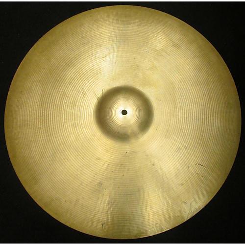 Paiste 22in Formula 602 Medium Ride Cymbal