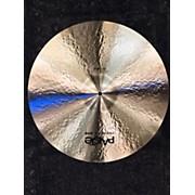 Paiste 22in Formula 602 Modern Essentials Ride Cymbal