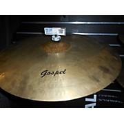 Soultone 22in Gospel Ride Cymbal