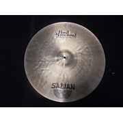 Sabian 22in HH Manhattan Ride Cymbal