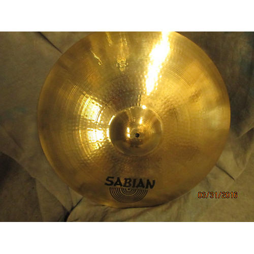 Sabian 22in HH Medium Heavy Ride Cymbal  42