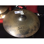 Sabian 22in HHX Raw Bell Dry Ride Cymbal