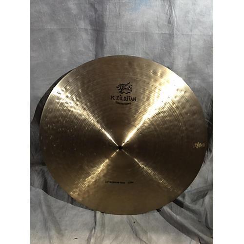 Zildjian 22in K Constantinople Medium Thin Low Ride Cymbal-thumbnail