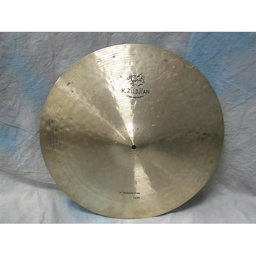 Zildjian 22in K Constantinople Medium Thin Ride Low Cymbal