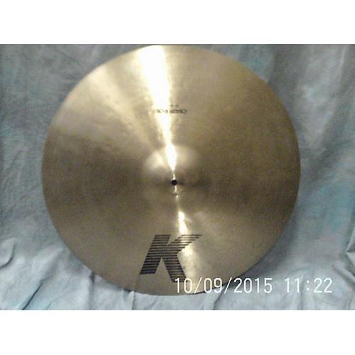 Zildjian 22in K Crash Ride Cymbal-thumbnail