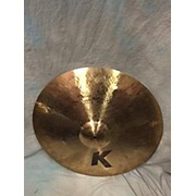 Zildjian 22in K Custom Complex Dark Ride Cymbal