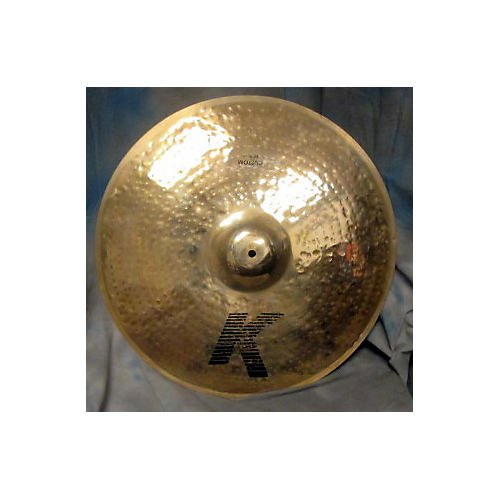 Zildjian 22in K Custom Dark Ride Cymbal