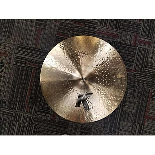 Zildjian 22in K Custom Dark Ride Cymbal