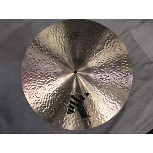 Zildjian 22in K Custom Medium Ride Cymbal