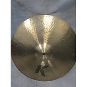 Zildjian 22in K Custom Medium Ride Cymbal