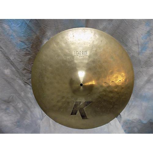 Zildjian 22in K Light Ride Cymbal-thumbnail