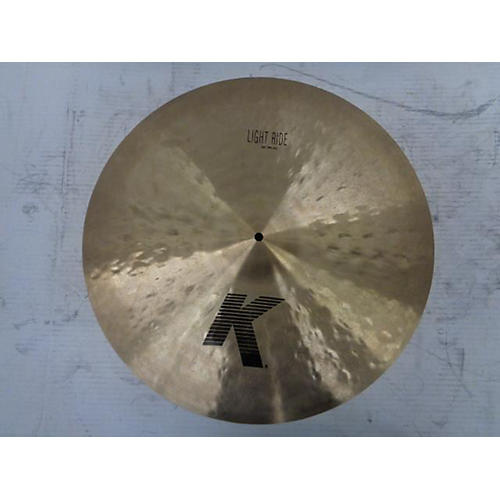 Zildjian 22in K Light Ride Cymbal