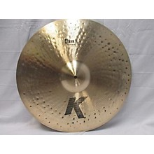 Zildjian 22in K Medium Dark Ride Cymbal
