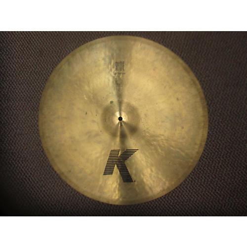Zildjian 22in K Ride Cymbal-thumbnail
