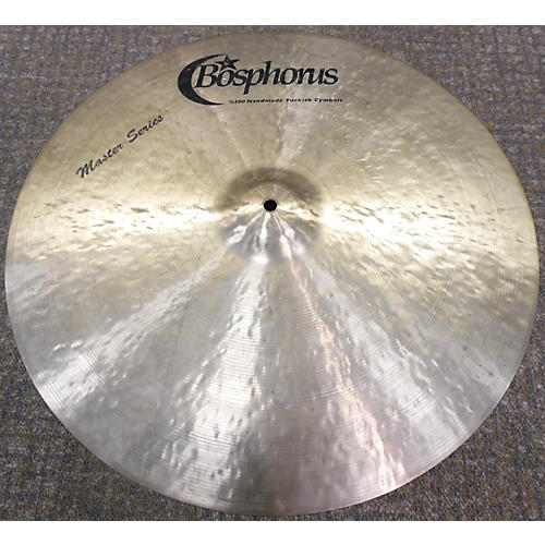 Bosphorus Cymbals 22in M22R Master Ride Cymbal-thumbnail