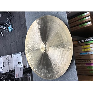 Pre-owned Bosphorus Cymbals 22 inch M22R Master Ride Cymbal by Bosphorus Cymbals