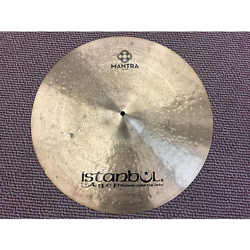 Istanbul Agop 22in MANTRA Cymbal-thumbnail
