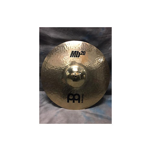 Meinl 22in MB20 Heavy Bell Ride Cymbal