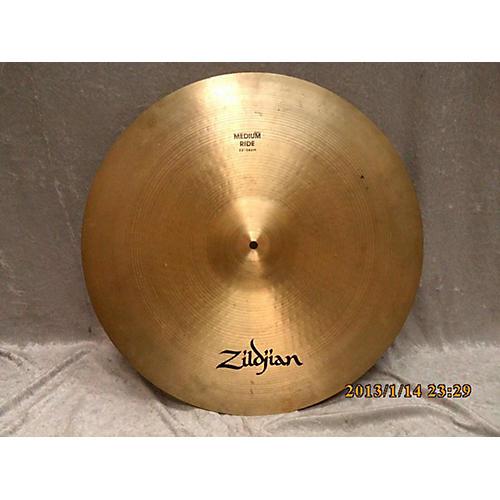 Zildjian 22in Medium Ride Cymbal-thumbnail