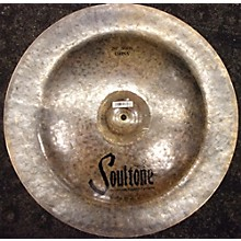 Soultone 22in NEW Heavy Hammered Crash Ride Cymbal