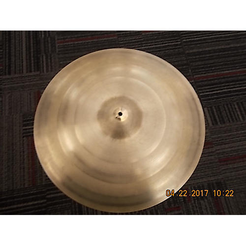 Sabian 22in Neil Peart Signature Steampunk Paragon Ride Cymbal