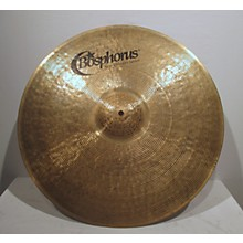 Bosphorus Cymbals 22in New Orleans Series Ride Cymbal