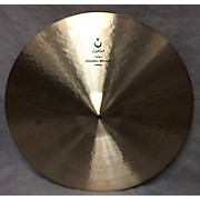 Istanbul Mehmet 22in Nostalgia 70s Ride Cymbal