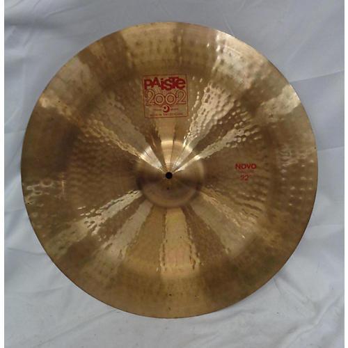 Paiste 22in Novo China Cymbal