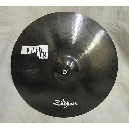 Zildjian 22in Pitch Black Cymbal-thumbnail