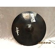 Zildjian 22in Pitch Black Cymbal