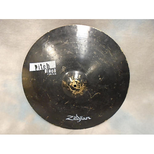 Zildjian 22in Pitch Black Series Cymbal