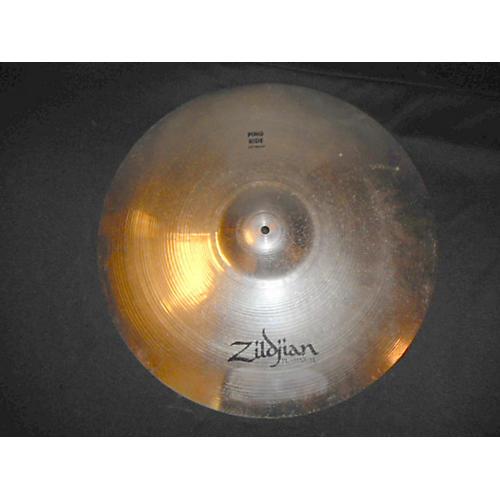 Zildjian 22in Platinum Ping Ride Cymbal-thumbnail