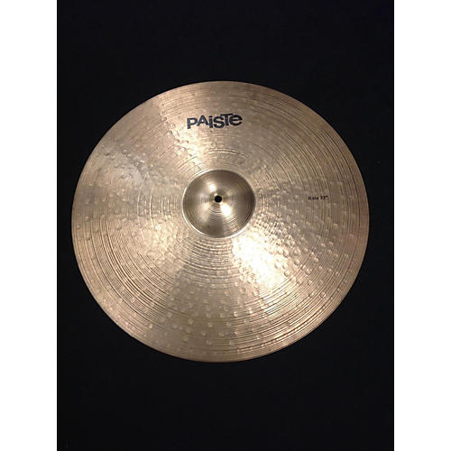 Paiste 22in Prototype Ride Cymbal-thumbnail